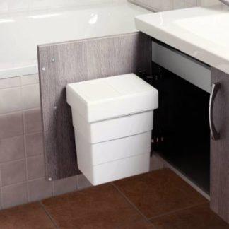 poubelle de salle de bain