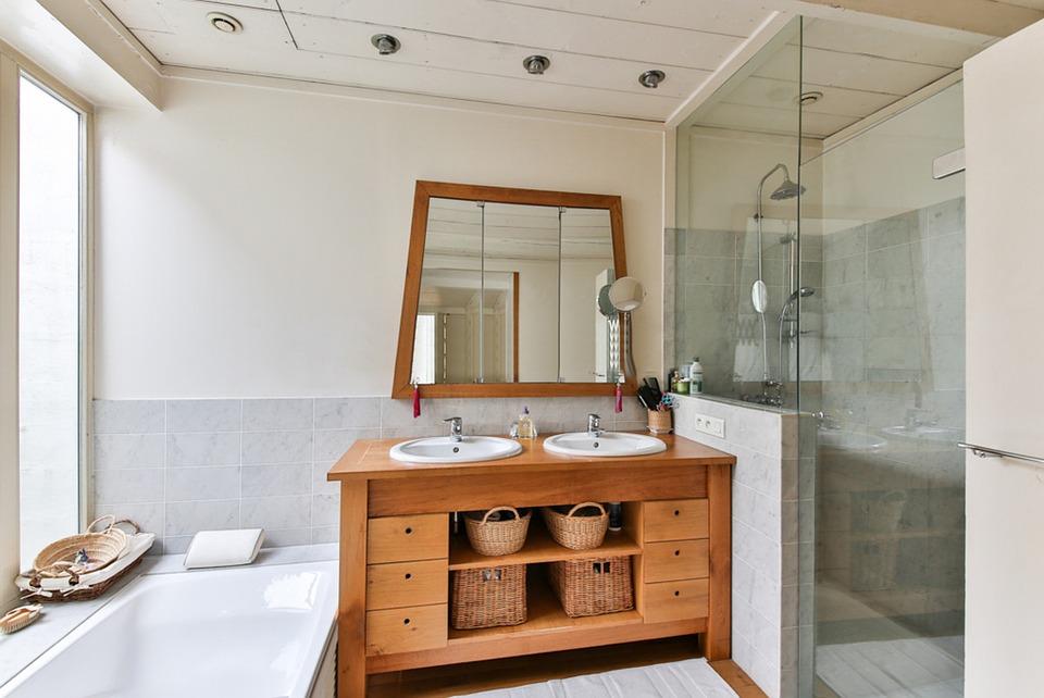 Rangements salle de bain